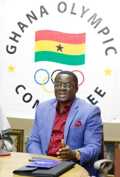 Government to support sports people - GOC President Assures