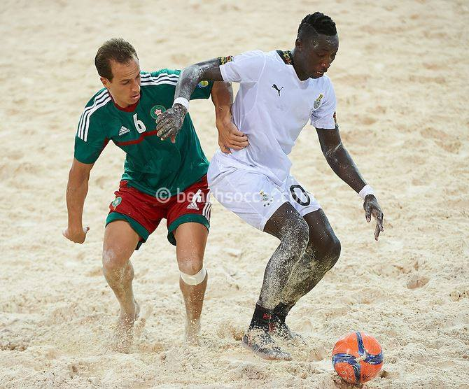 Coach Johnny Iwerima says beach sports need to be taken seriously in Nigeria