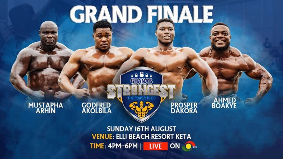 Keta To Host Ghana Strongest 2020 (The Power To Do)