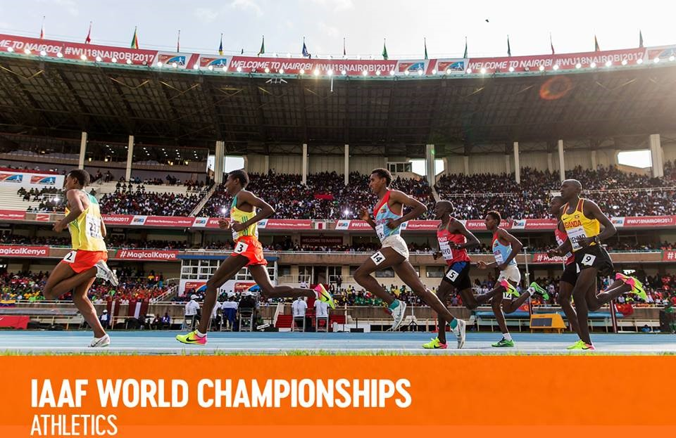 Team Ghana hope to shine at World Athletics Championships in London