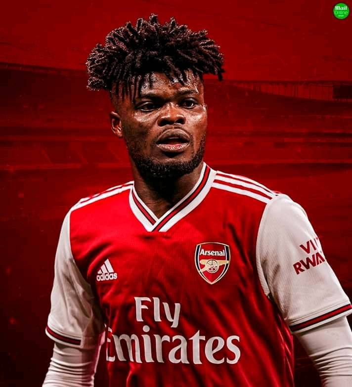 Thomas Partey - The Most Expensive Ghanaian Player In History After Arsenal Move
