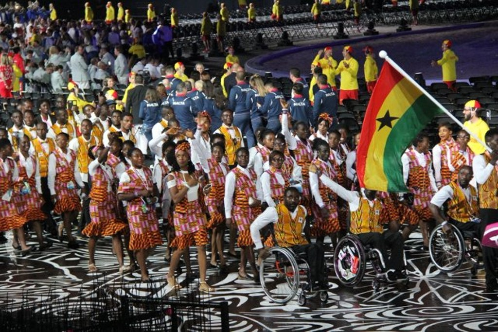 2018 COMMONWEALTH GAMES OPENING CEREMONY: A SPECTACLE OF GLITZ AND TRIBUTE TO THE ABORIGINES