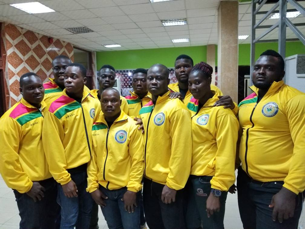 Ghana Bags 22 Medals To Place Second At 2017 African Armwrestling In Nigeria