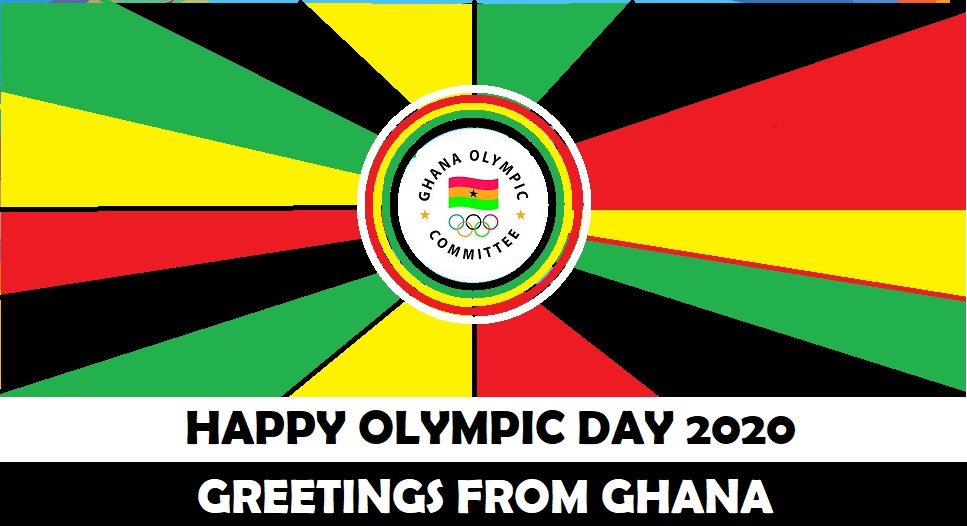 GOC President Wishes All Well On Olympic Day 2020