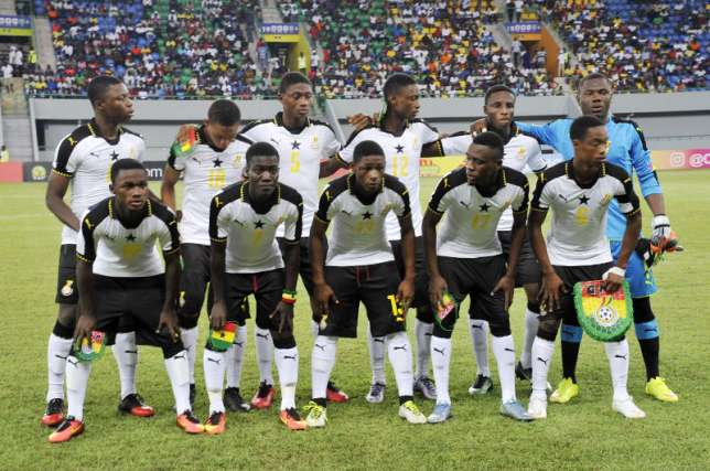 U17 World Cup: Black Starlets drawn in Group A