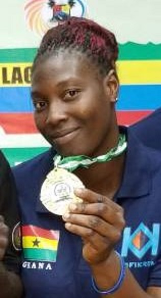 Ampomah Calls For More Female Participation In Sports
