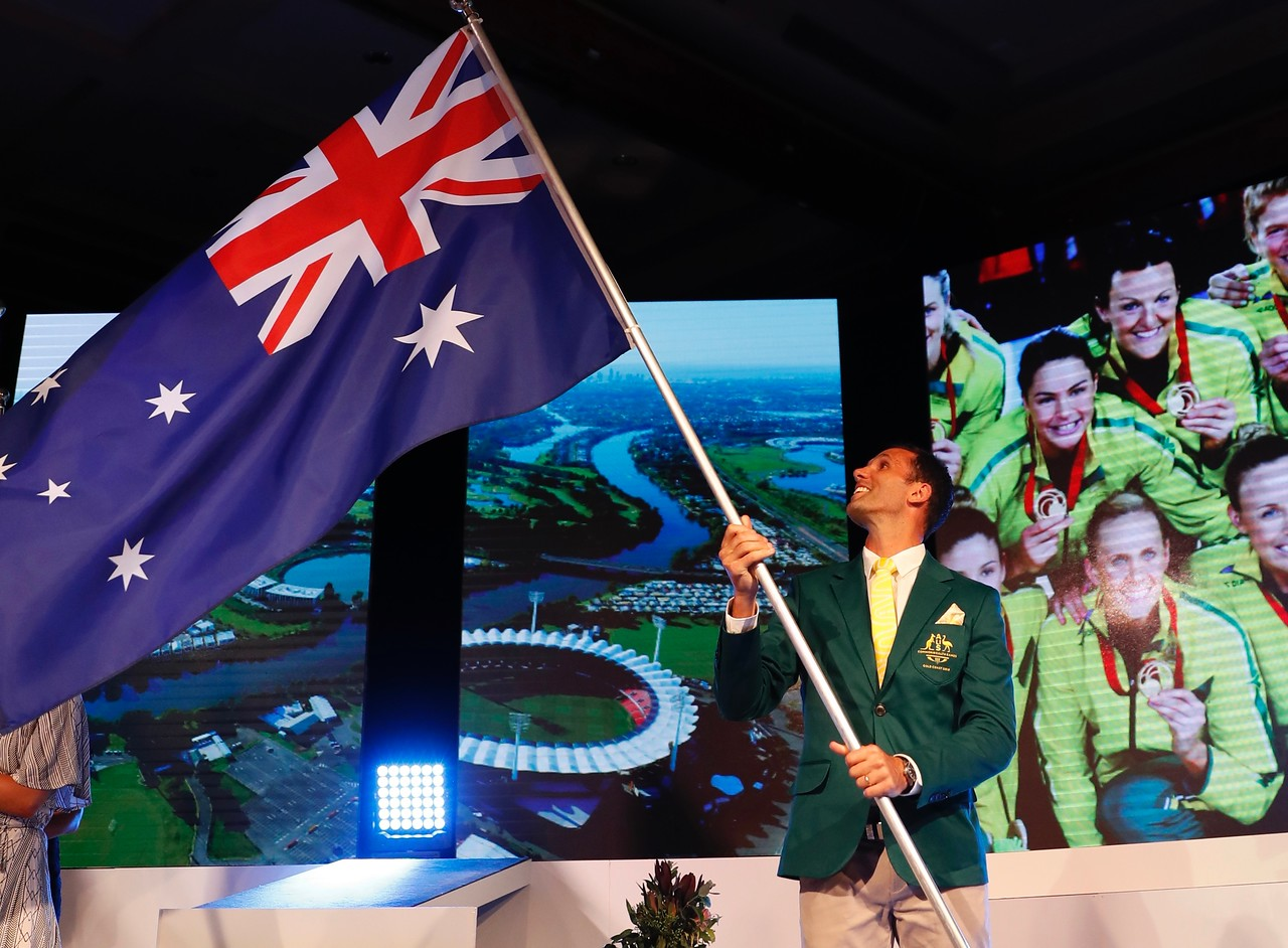 Commonwealth Games Australia's Flag Bearer Announced