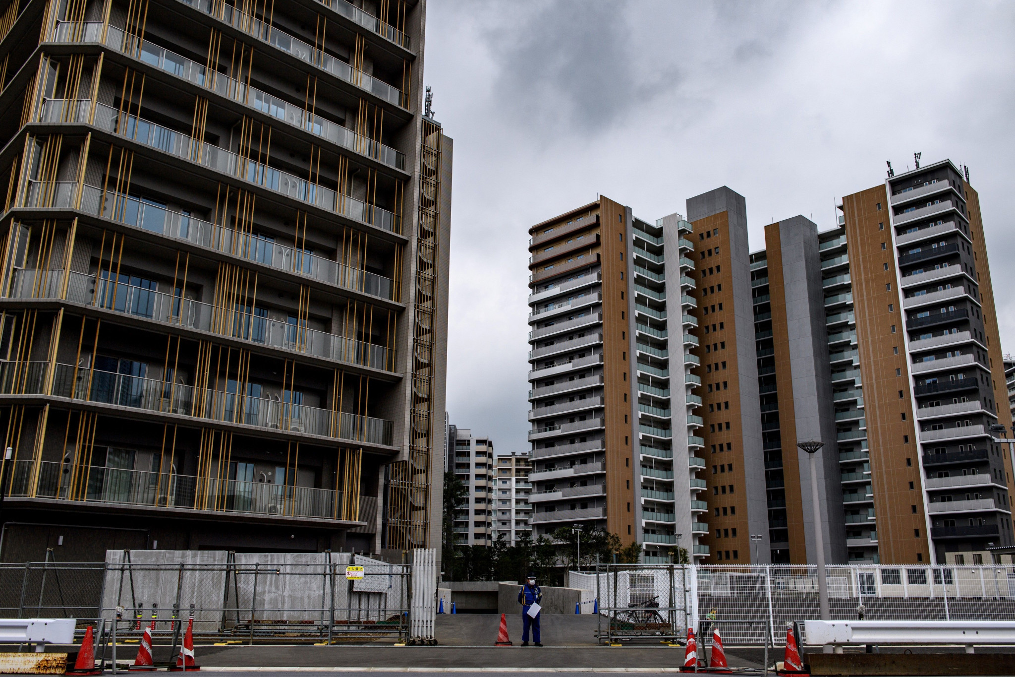 Tokyo 2020 Athletes' Village to have