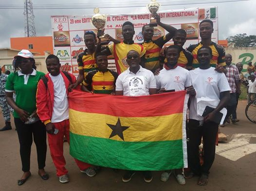 """Cycling will take Ghana far if…"" – Teye Doku"