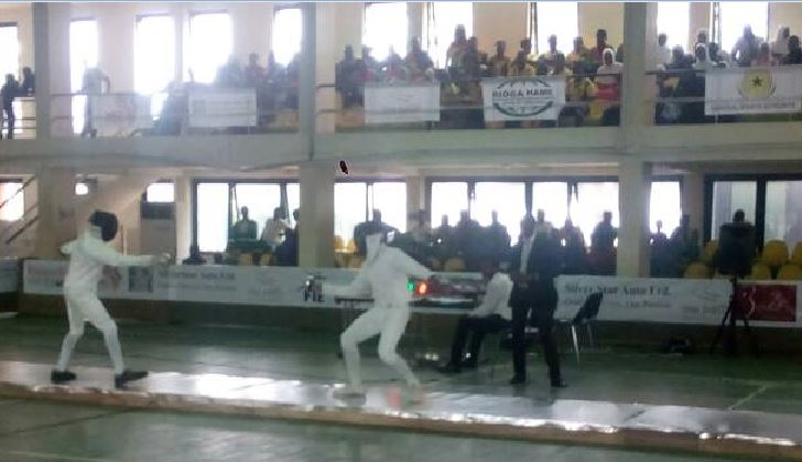 First Fencing Hungarian Ambassador Cup held in Accra