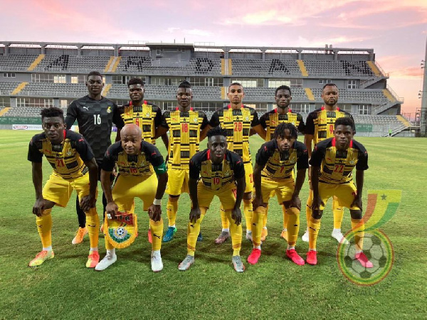 Ghana drops in FIFA Ranking for the Month of October