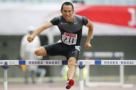Top Japanese track athlete visits  Ghana