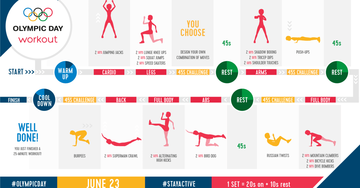 Olympic Day: What is it? When is it? And everything else you need to know