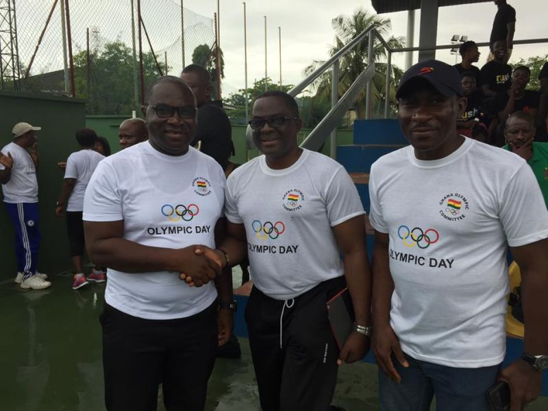 Ghana to celebrate Olympic Day on June 24