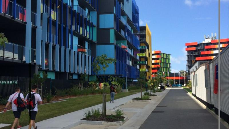 2018 Commonwealth Games: A tour of the athletes' village