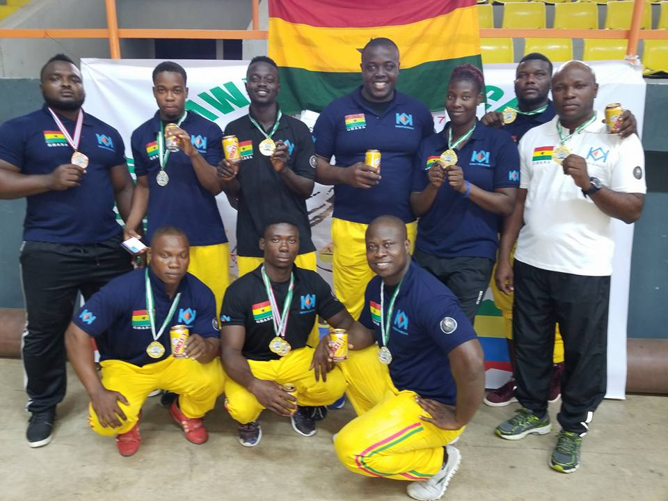 TT BROTHERS REWARDS GOLDEN ARMS WITH GHC 20,000
