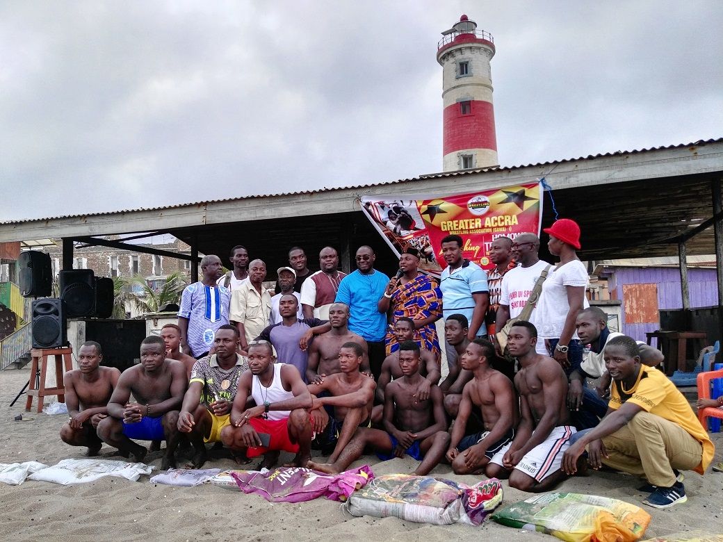 Ga Homowo 2017 Wrestling Launched At James Town