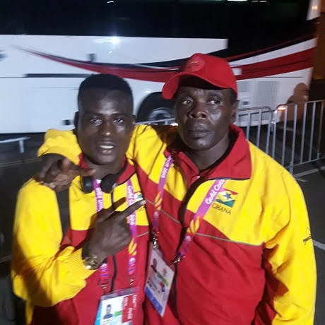 Samuel Addo Gets Ghana's First Win At Commonwealth Games Boxing Event