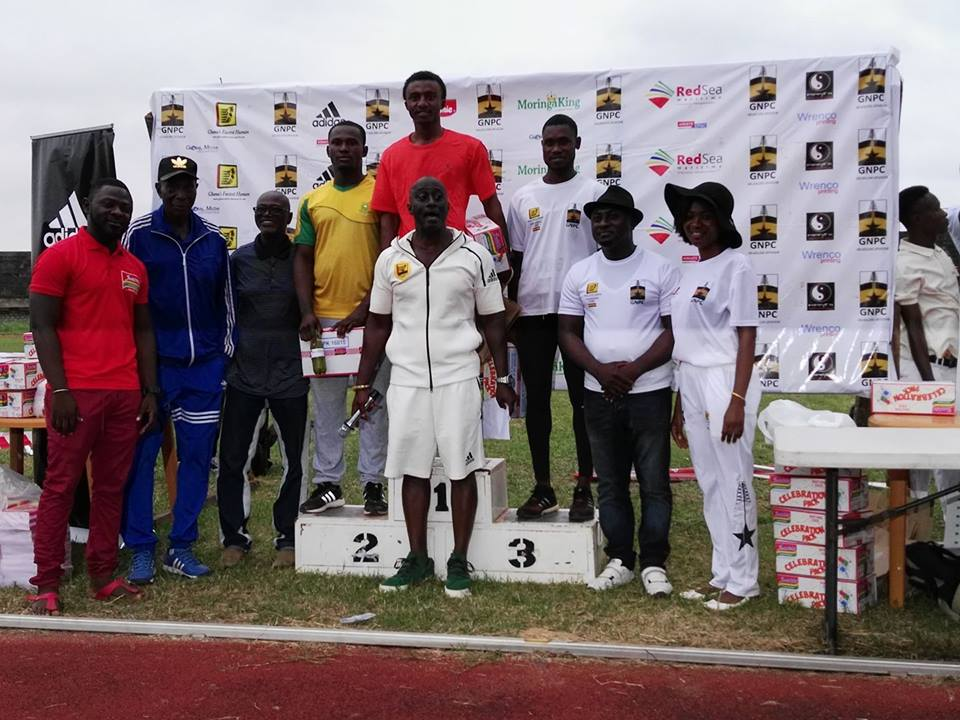 GNPC pledge to support athletics in Ghana