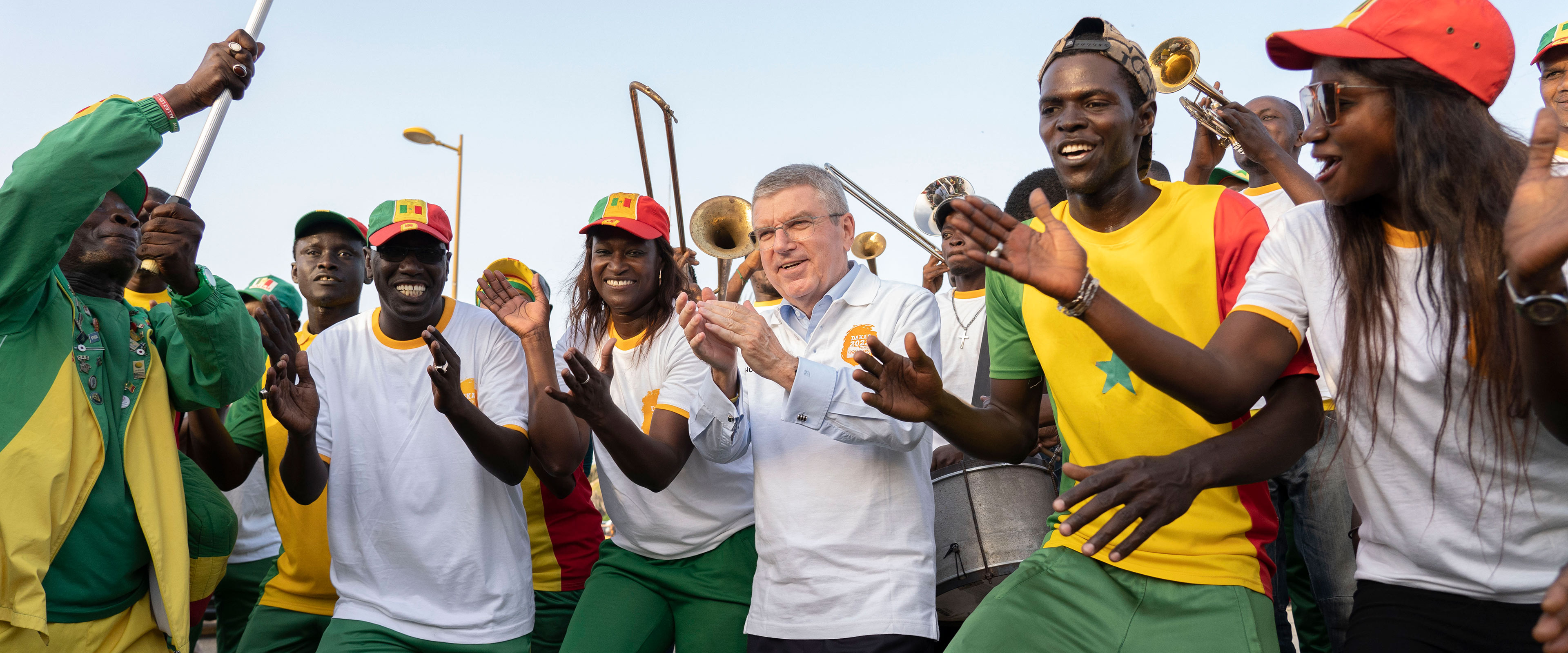 IOC President On African Tour – Sees Preparations For Youth Olympic Games Dakar 2022