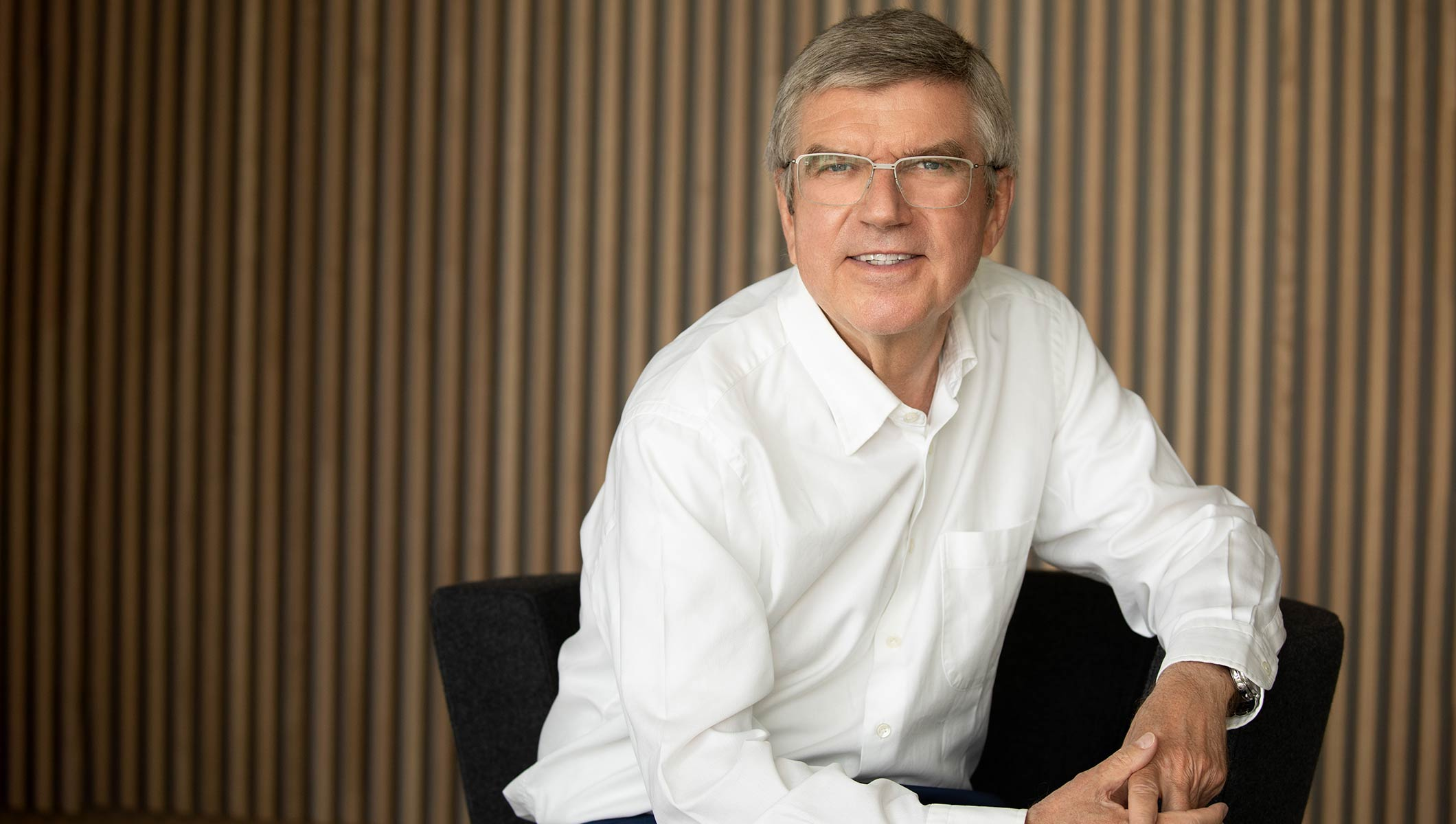 THOMAS BACH'S LETTER TO THE OLYMPIC MOVEMENT