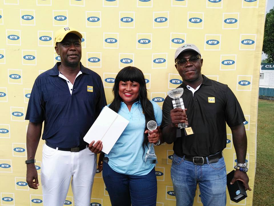 Avornyotse and Dick claim 2017 MTN CEO Invitational Golf Tourney