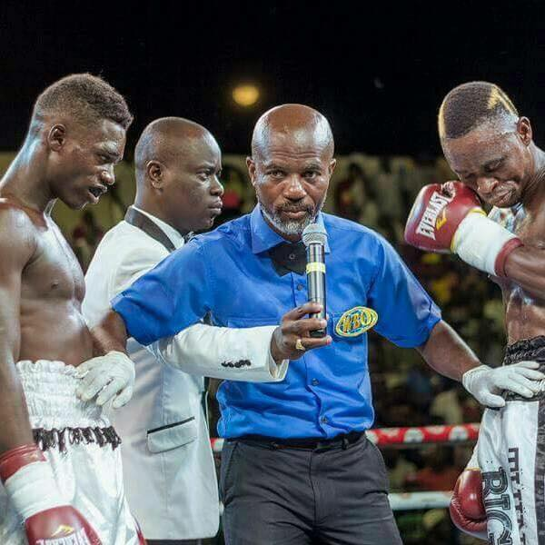 Boxing Referee Roger Barnor to officiate in South Africa