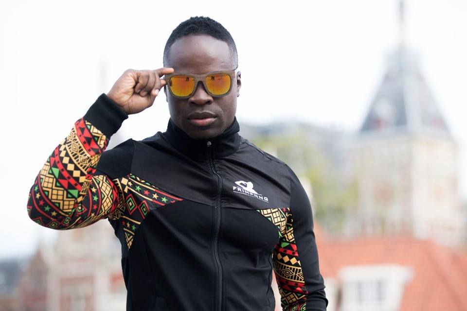 Olympian Akwasi Frimpong Launches Clothing Line Frimpong Sportswear