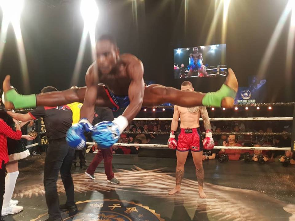 Muay Thai: Jonathan Euro wins 1-1 Super Fight Championship in Hong Kong