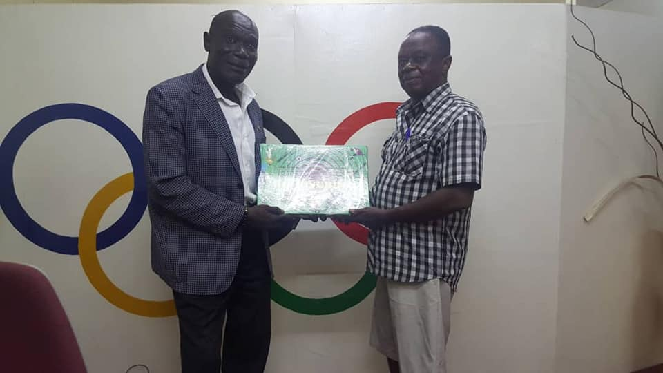 Inventor Of FrindoSoccer Board Game Calls On GOC