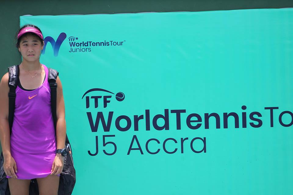 Chinese Han Shi wins ITF World Junior Circuit Accra Open In Style