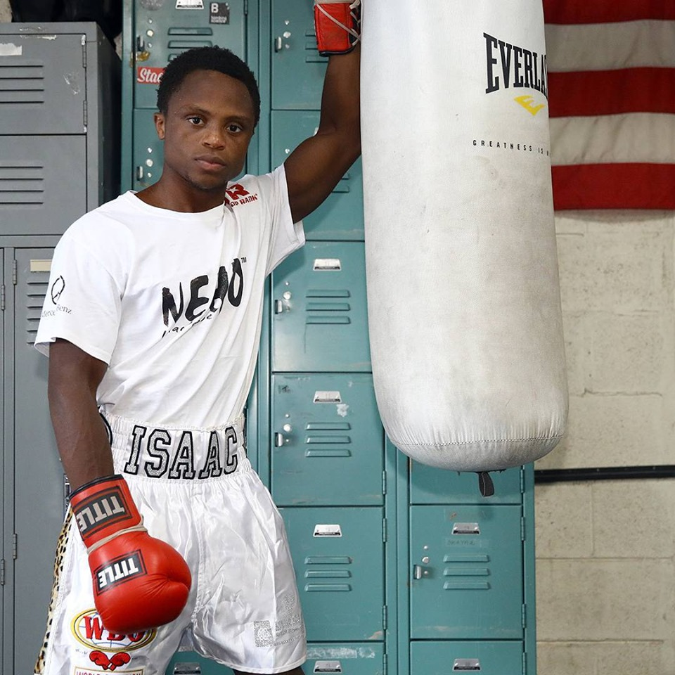 Ghana Boxing Federation (GBF) Wishes Isaac Dogboe Success