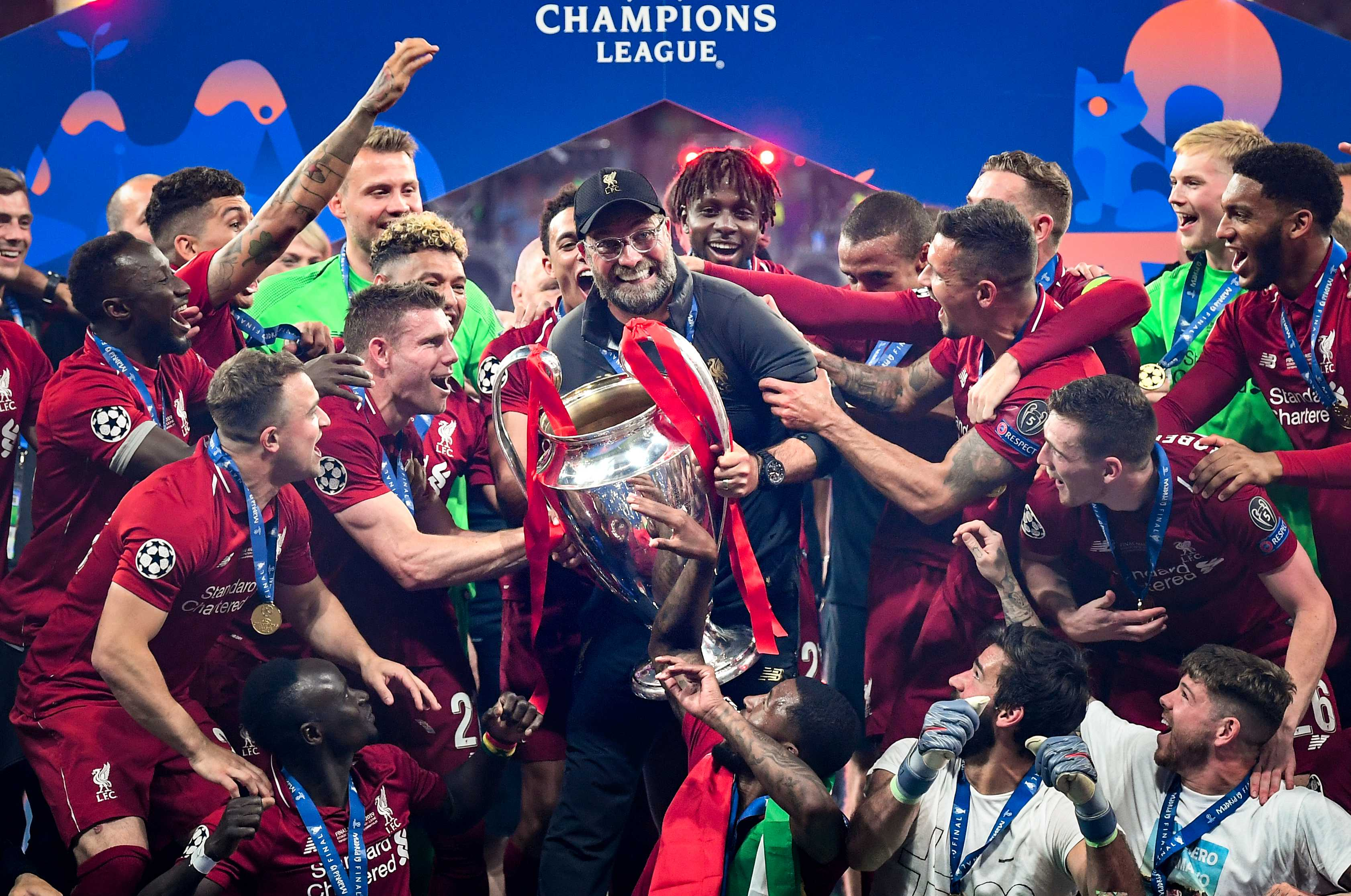 102 AIPS nations voted: Liverpool FC the Best Team of 2019 and IAAF World Championships Doha the Best Press Facility