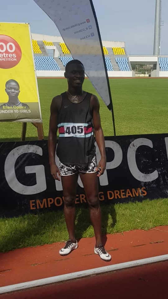 Thrills At 2019 GNPC Ghana Fastest HUMAN (GFH) - Cape Coast Open