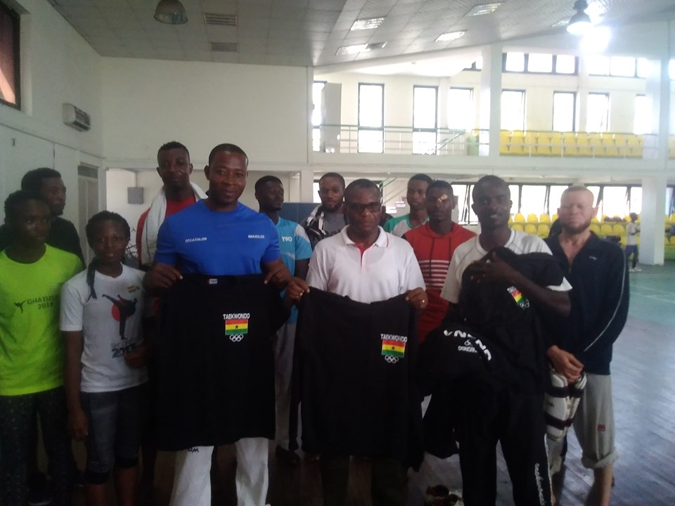Ghana Taekwondo Focused And Optimistic Of A Brighter Future