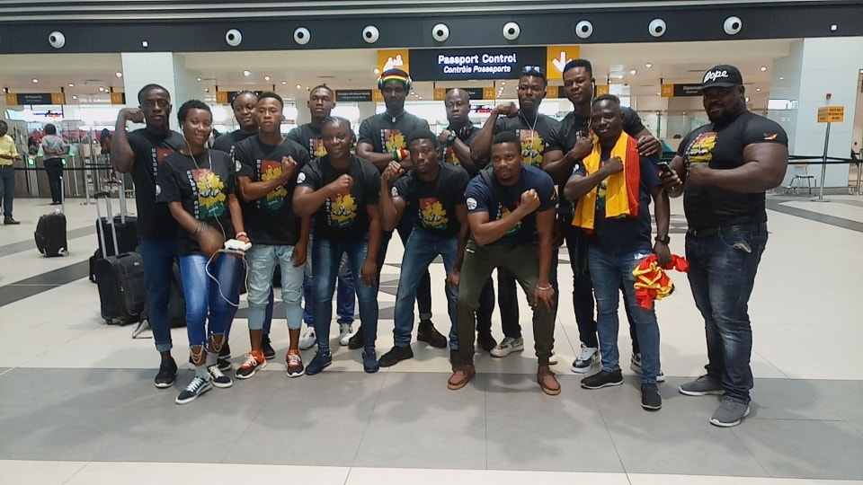 Golden Arms grab 18 medals at 2019 Africa Armwrestling Championship