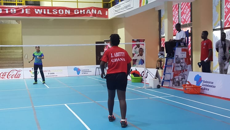 27 Nations Battle For 2019 JE Wilson Ghana International Badminton Tournament