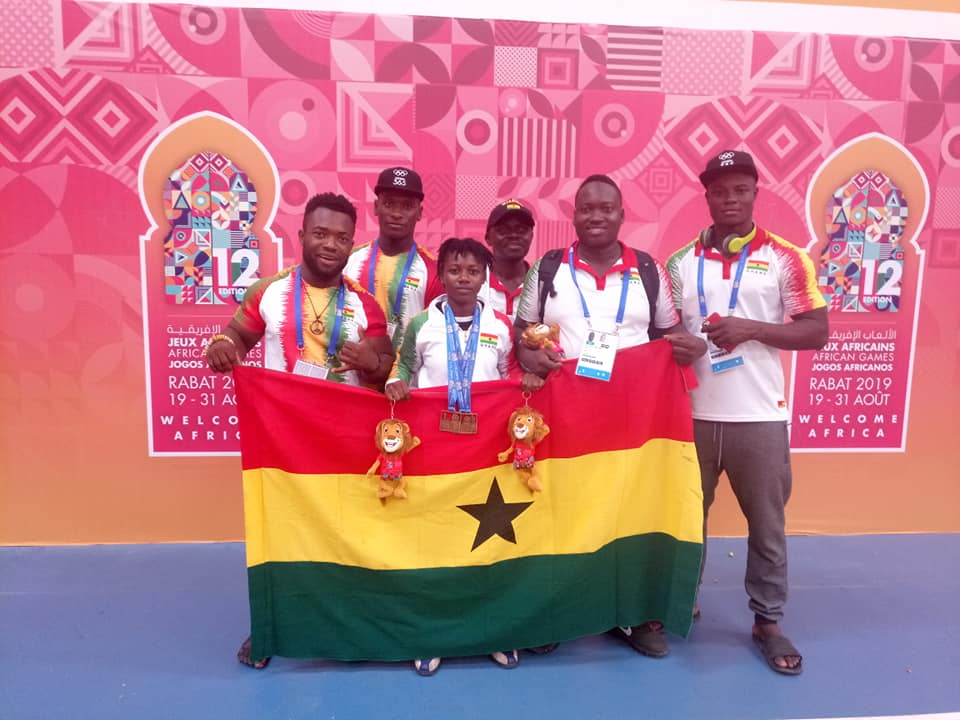 Ghana Weightlifting Federation (GWF) Gets 5 Nominations At 45th SWAG Awards