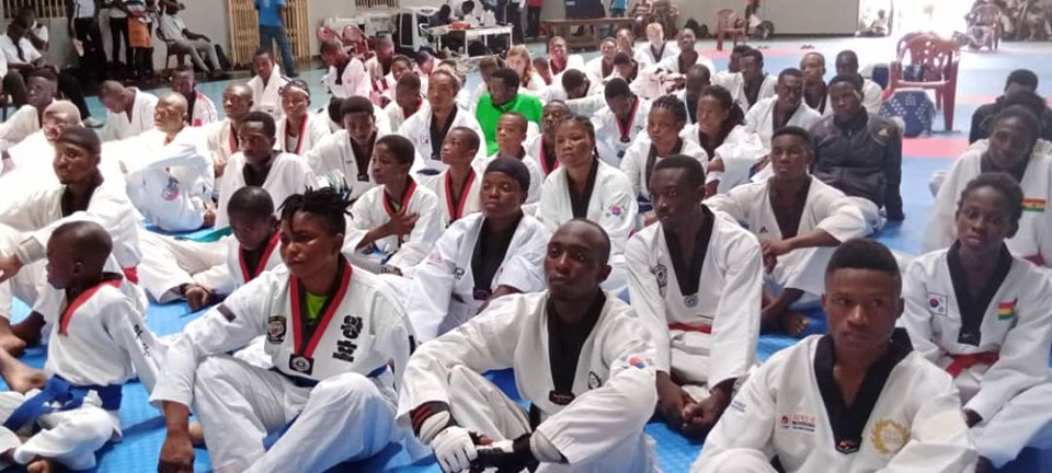 Greater Accra shines at 2019 Korean Ambassadors Cup Taekwondo Championship