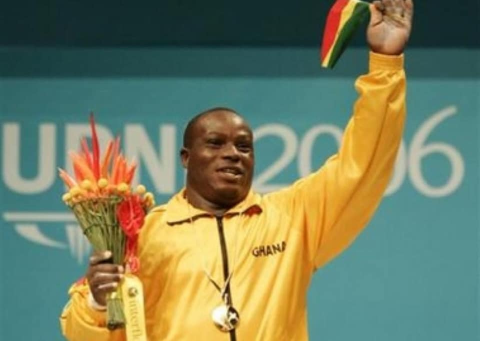 Champion Weightlifter Majetie Fetrie Passes On