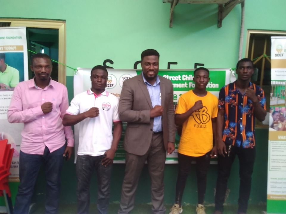 SCEF Celebrates 10 Years Anniversary With Grassroots Boxing Promotion At James Town