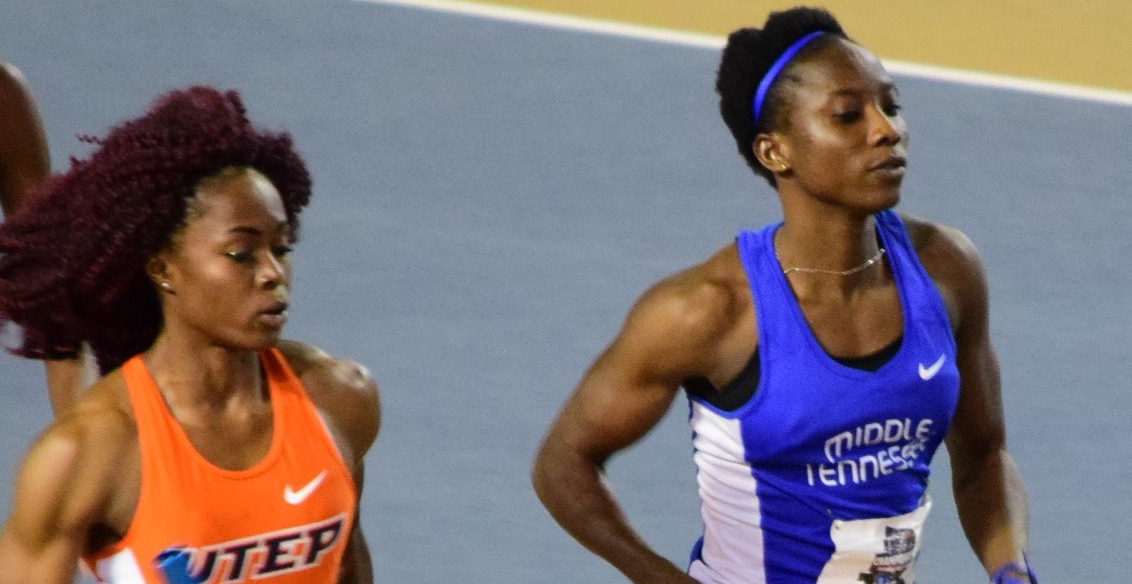 Agnes Abu Destroys Ghana's 1 Mile Indoor Record