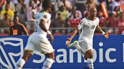 Ayew returns for Ghana vs Egypt World Cup qualifier