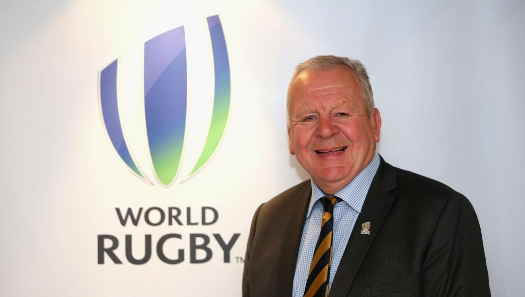Sir Bill Beaumont re-elected as World Rugby Chairman