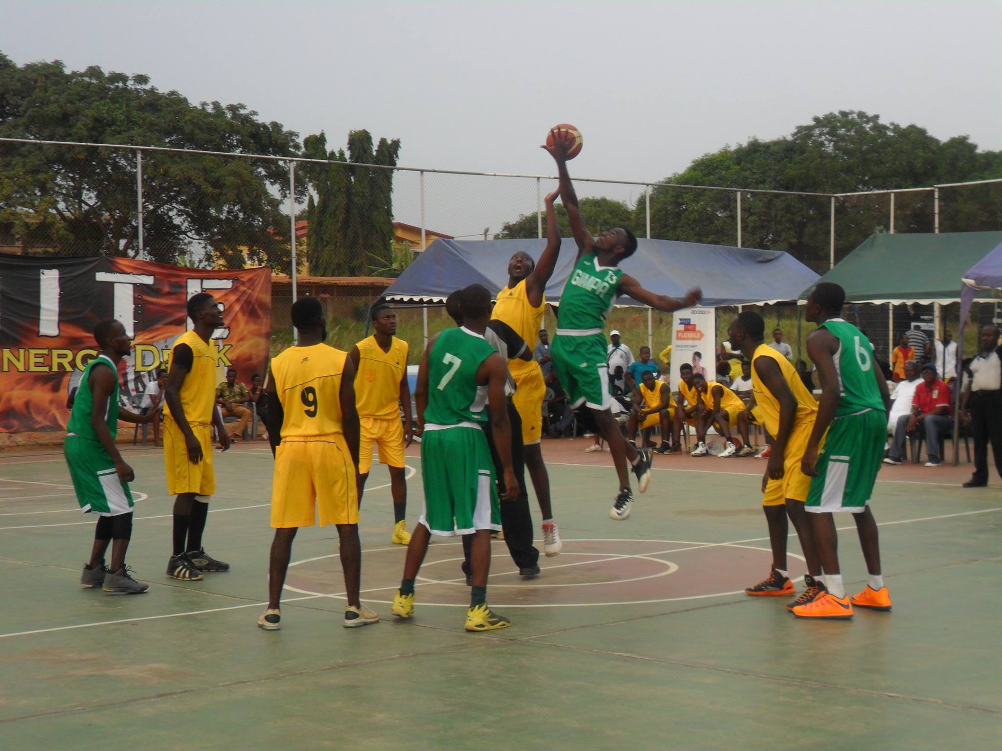 Basketball: UPSA qualify for UPAC 2015