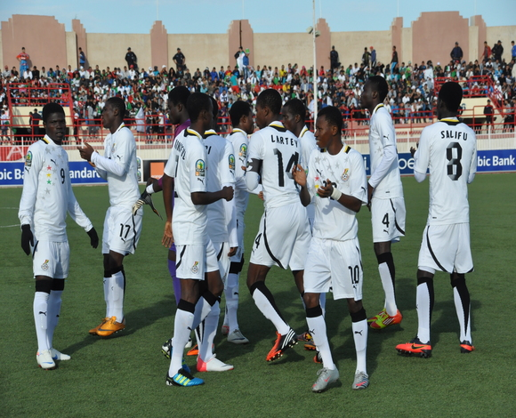 Black Meteors advance to 2nd round of Olympic qualifiers