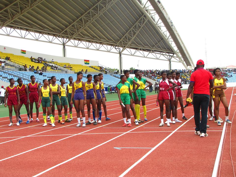 Cape Coast athletics