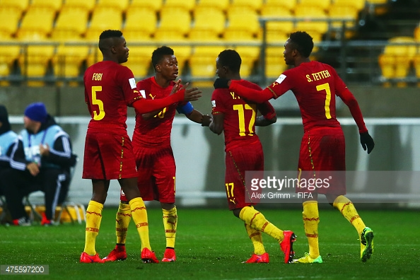 Fifa U-20: Ghana end Argentina's 10-year undefeated record