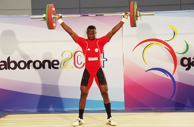 Christian Amoah for Rio 2016