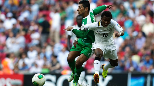 Playing at the World Cup changed my life: Aboagye
